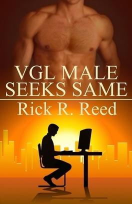 Couverture du livre : M4M, Tome 1 : VGL Male Seeks Same