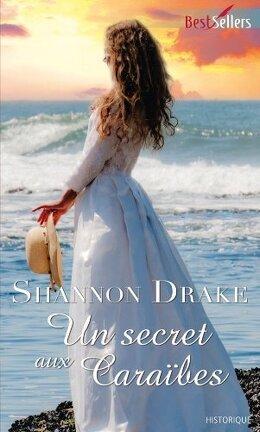 Couverture du livre : Un secret aux Caraïbes