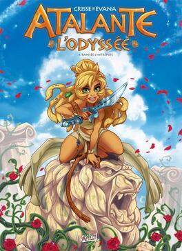 Couverture du livre : Atalante - L'Odyssée, Tome 1 : Ramsès l'intrépide