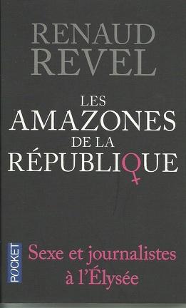 Couverture du livre : Les Amazones de la République