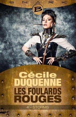 Couverture du livre : Les Foulards rouges, Saison 1 - Episode 4 : Storms