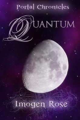Couverture du livre : Chroniques du portail, Tome 3 : Quantum