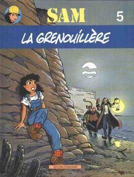 Couverture du livre : Sam: la grenouillère