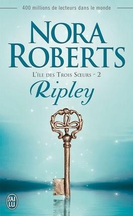 Couverture du livre : L'île des trois sœurs, tome 2 : Ripley