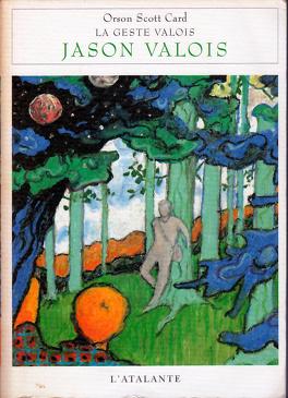 Couverture du livre : La Geste Valois, tome 1 : Jason Valois