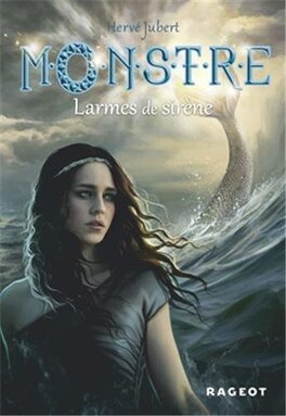 Couverture du livre : M.O.N.S.T.R.E, Tome 2 : Larmes de sirène