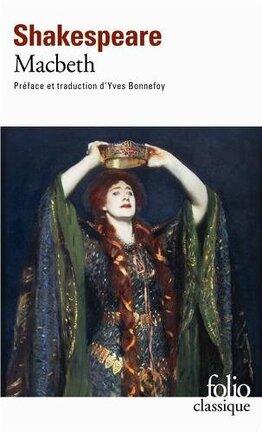 Couverture du livre : Macbeth