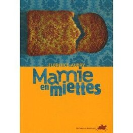 Couverture du livre : Mamie en miettes