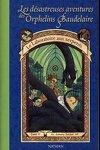 couverture Les Désastreuses Aventures des orphelins Baudelaire, Tome 2 : Le Laboratoire aux serpents