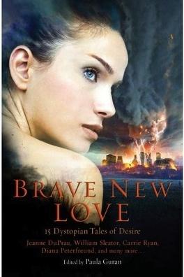 Couverture du livre : Brave New Love