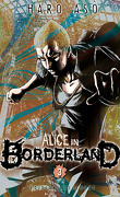Alice in Borderland, Tome 3
