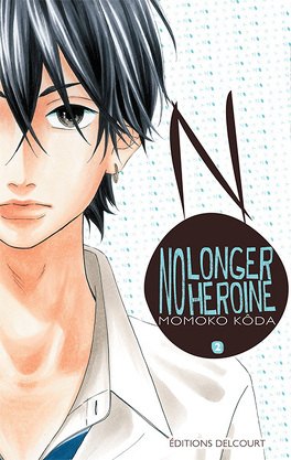 Couverture du livre : No longer heroine, Tome 2