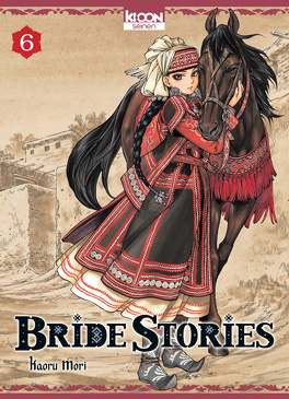 Couverture du livre : Bride Stories, Tome 6