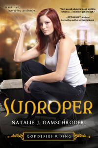 Couverture du livre : Goddesses Rising, Tome 3 : Sunroper