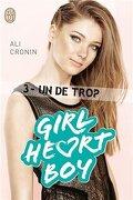 Girl Heart Boy, Tome 3 : Un de trop
