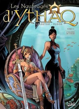 Couverture du livre : Les Naufragés d'Ythaq, Tome 11 : L'Haleine de l'ogre