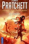 couverture Les Annales du Disque-Monde, Tome 7 : Pyramides