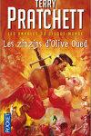 couverture Les Annales du Disque-Monde, tome 10 : Les Zinzins d'Olive-Oued