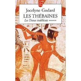 Couverture du livre : Les Thébaines, Tome 6 : Les Dieux indélicats
