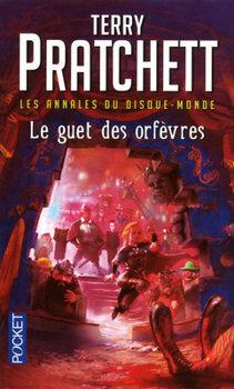 Couverture du livre : Les Annales du Disque-Monde, tome 15 : Le Guet des orfèvres