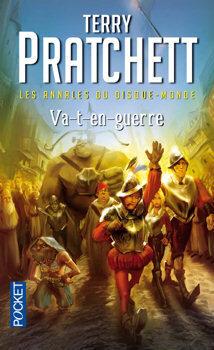 Couverture du livre : Les Annales du Disque-Monde, tome 21 : Va-t-en-guerre