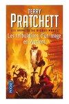 couverture Les Annales du Disque-Monde, tome 17 : Les tribulations d'un mage en Aurient