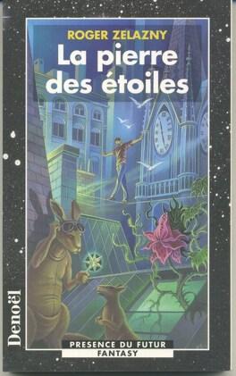 Couverture du livre : La Pierre des étoiles