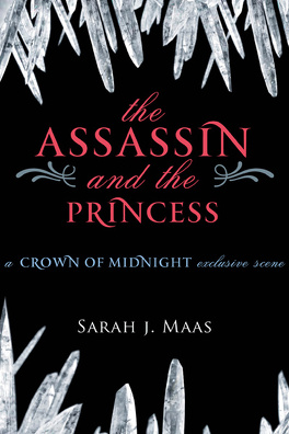 Couverture du livre : Keleana, Tome 1,1 : The Assassin and the Princess
