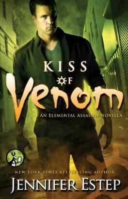Couverture du livre : L'Exécutrice, Tome 8.5 : Kiss of Venom