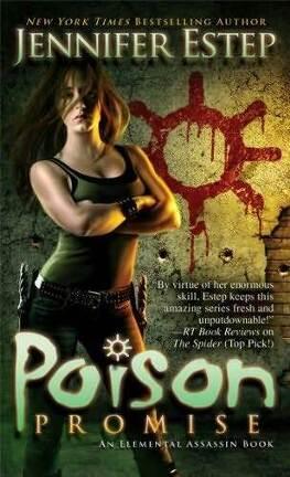 Couverture du livre : L'Exécutrice, Tome 11 : Poison Promise