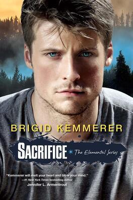 Couverture du livre : The Elemental Series, Tome 5 : Sacrifice