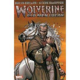 Couverture du livre : Wolverine : Old Man Logan