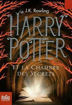 Couverture de Harry Potter, Tome 2 : Harry Potter et la Chambre des secrets