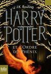 Harry Potter, Tome 5 : Harry Potter et l'Ordre du Phénix