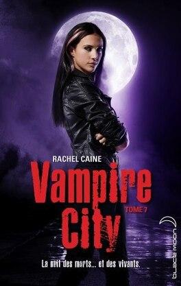 Couverture du livre : Vampire City, Tome 7 : Double jeu