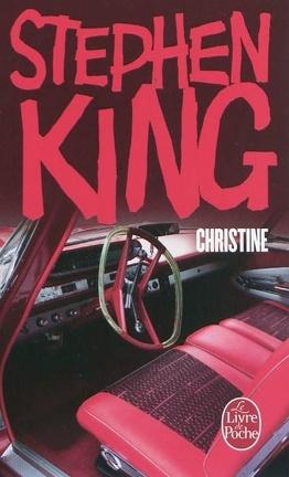 Couverture du livre : Christine