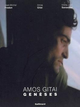 Couverture du livre : Amos Gitai, genèses