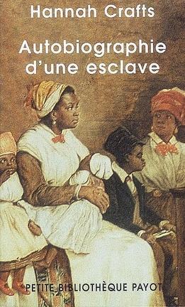 Couverture du livre : Autobiographie d'une esclave