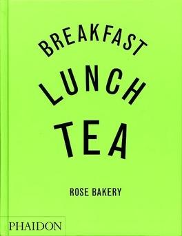 Couverture du livre : Breakfast Lunch Tea