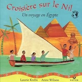 Couverture du livre : Croisière sur le Nil : un voyage en Égypte