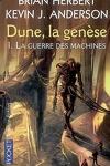 couverture Dune, la genèse, Tome 1 : La Guerre des machines