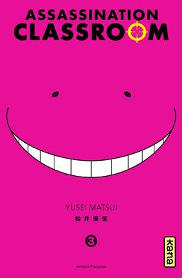 Couverture du livre : Assassination Classroom, Tome 3