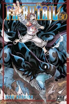 Couverture du livre : Fairy Tail, Tome 30