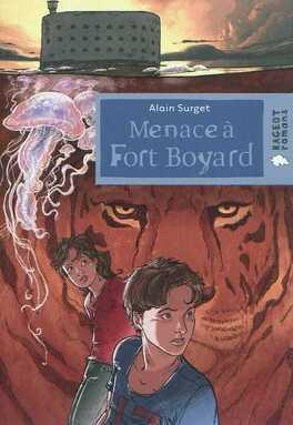 Couverture du livre : Menace à Fort-Boyard