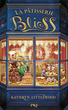 Couverture du livre : La Pâtisserie Bliss, Tome 1