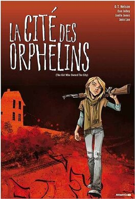 Couverture du livre : La cité des orphelins