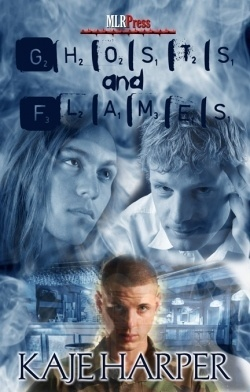 Couverture du livre : Ghosts and Flames