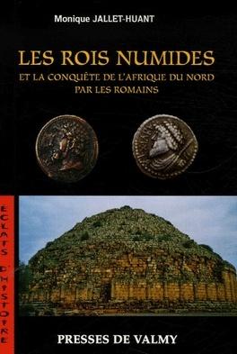 Couverture du livre : Les Rois Numides