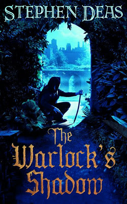 Couverture du livre : The Thief-Taker's Apprentice, Tome 2 : The Warlock's Shadow