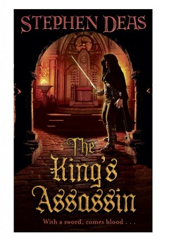 Couverture de The Thief-Taker's Apprentice, Tome 3 : The King's Assassin